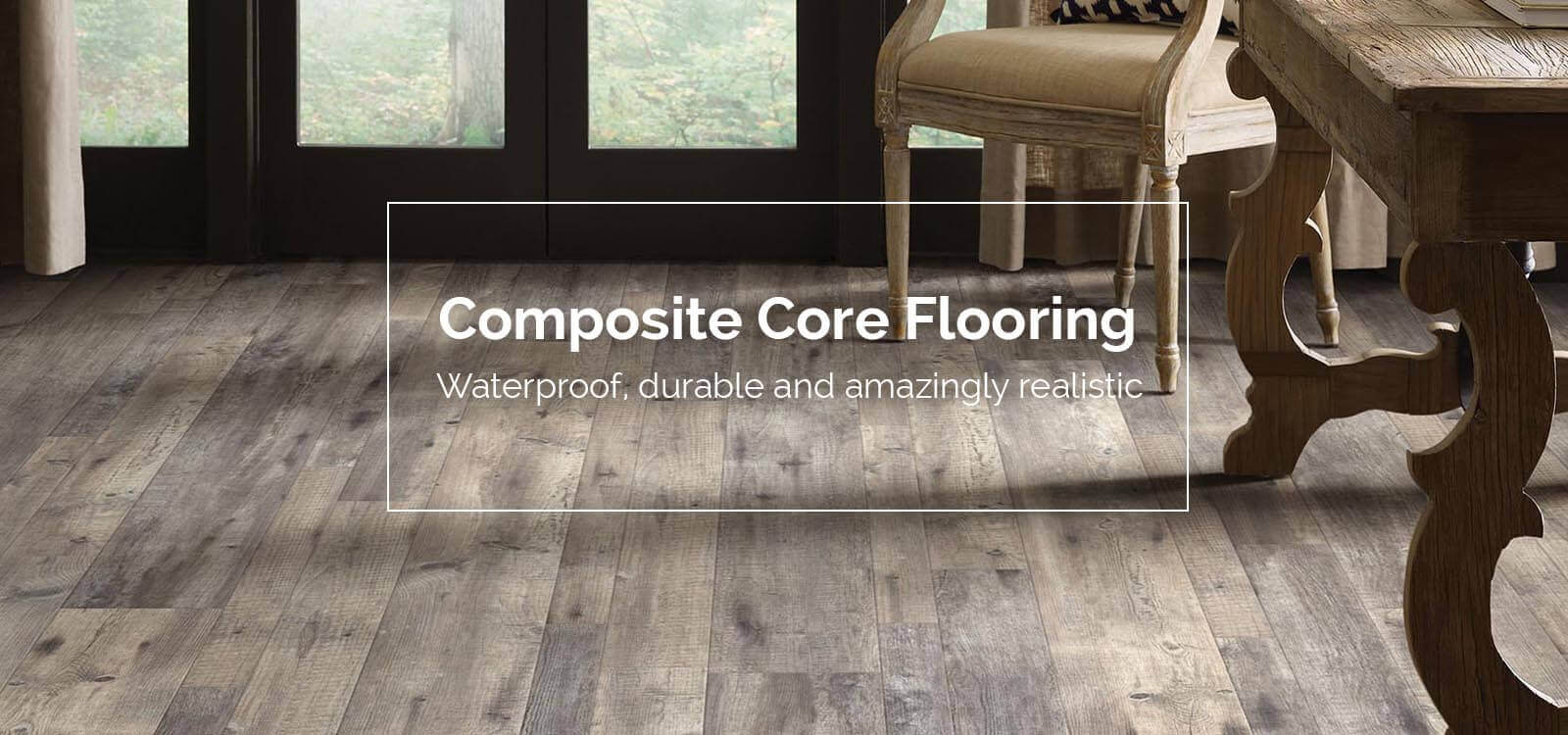 Composite Core Flooring