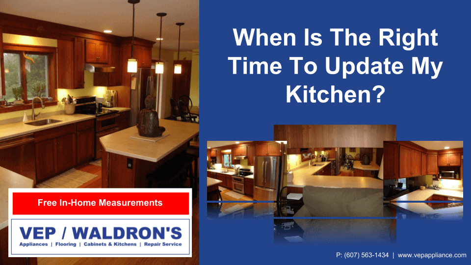 When is the right Time to Update My Kitchen?